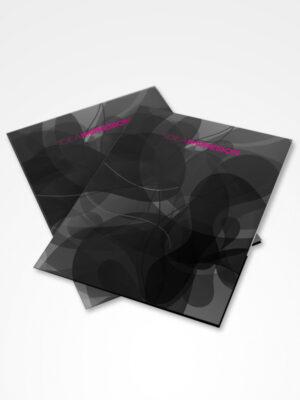 Carpetas Basic · 500 unidades | Imprenta offset | Impresión offset