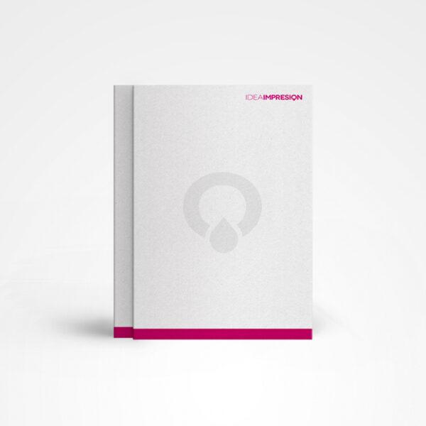 Folios DIN A4 · 1000 unidades | Imprenta offset | Impresión offset