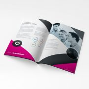 Catálogos DIN A4 · 250 unidades | Imprenta offset | Impresión offset
